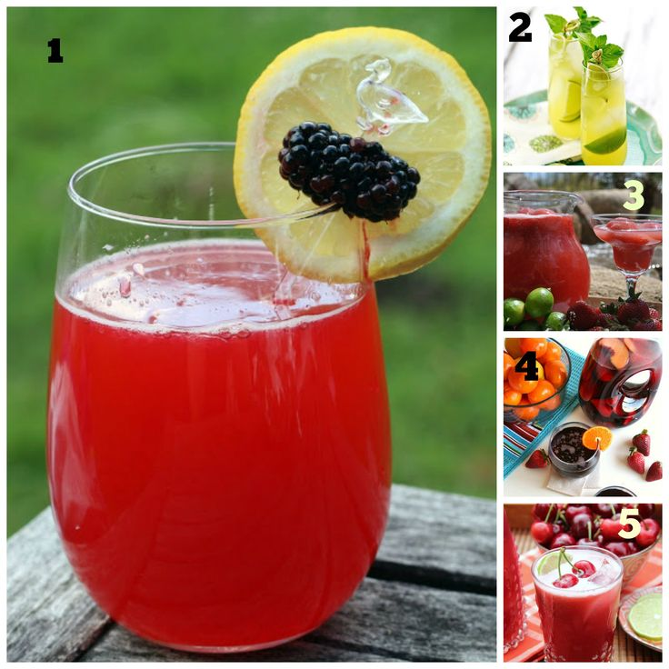 Cinco de Mayo means one thing to many Americans: margaritas! But what if you're not imbibing?Luckily for you, non-alcoholic isn't synonymouswith boring. These festive drinks are perfect for kids and adults alike, not just for your Cinco de Mayo party but straight through the rest of the summer.Try these five simple-yet-so-delish recipes now! Simply click [...]