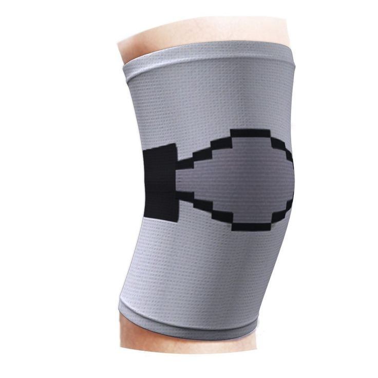 Knee pain relief brace by Wuju Fitness for arthritis, meniscus tears & tendonitis. Aids in bending by providing support & compression. Designed for Small Sized Knees. Get relief now!