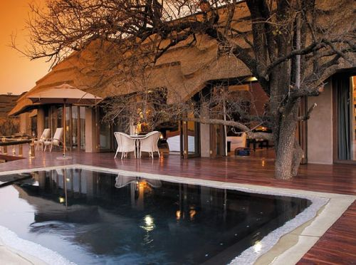 Traversing over 75 000 hectares, Madikwe Hills Private Game Lodge is situated on a hill, in the heart of the malaria-free Madikwe Game Reserve.  Ingeniously set amongst boulders and age-old Tamboti trees, the lodge offers visitors the utmost in luxury and hospitality, where you will find yourself enchanted by a world of intrigue and majestic beauty.