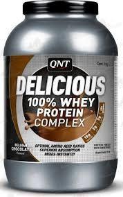 QNT Сывороточный протеин QNT Delicious Whey Protein (1000 гр)