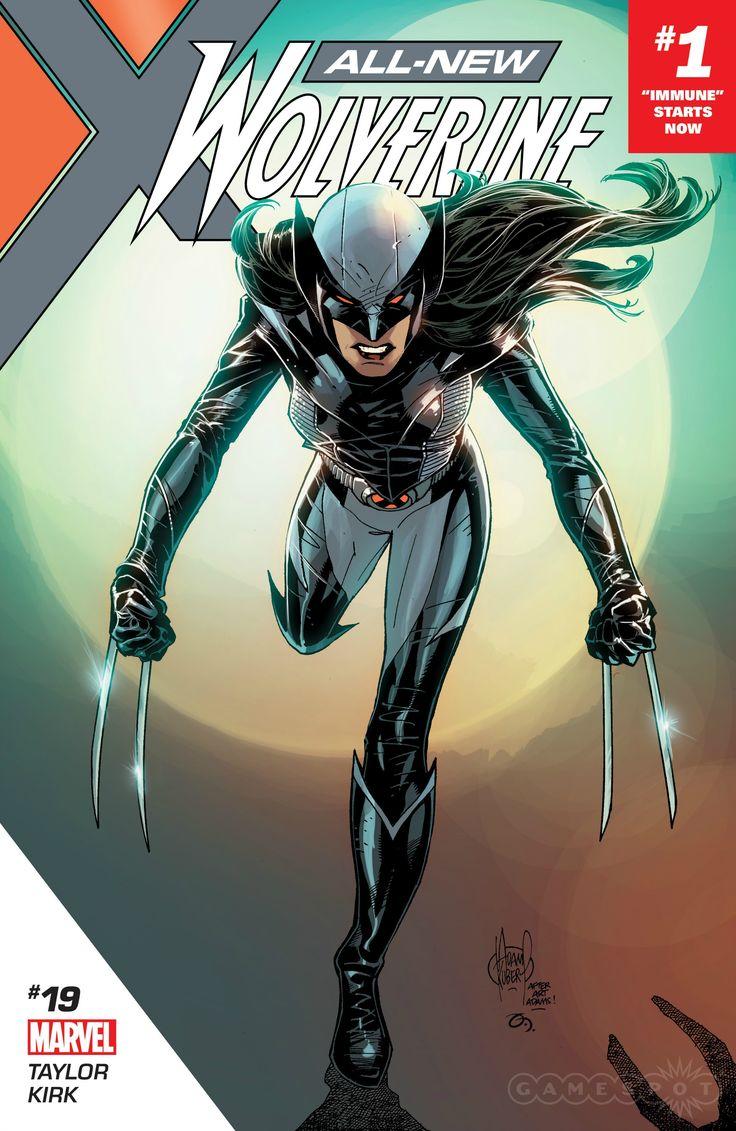 Logan Director Talks X-23's Future in X-Men Movies