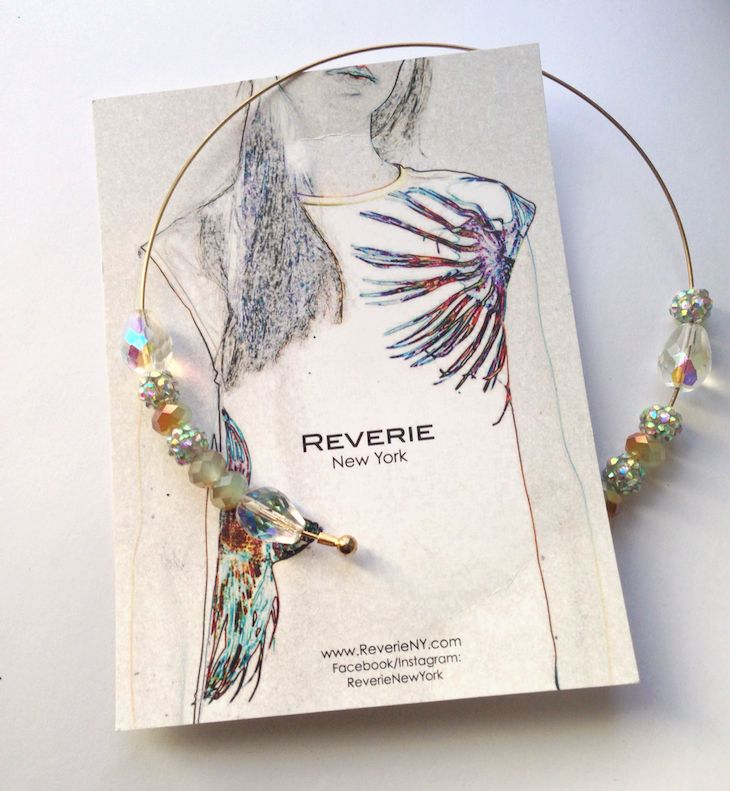 Jewelry brand from new york, Reverie  #reverie #fashion #transparence #style #necklace #jewels #jewel #jewelry #coolhunting #newyorker