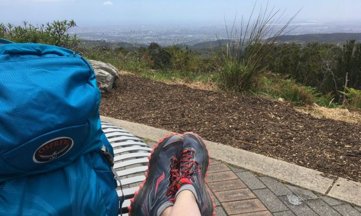 Saucony Peregrine 6's Conquer Mt Lofty. See How They Went!