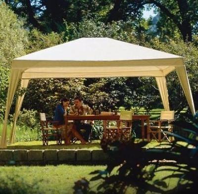 Outdoor Patio Canopy Gazebo Tent UV Block 12u0027 X 10u0027 Backyard Party Pergola  NEW