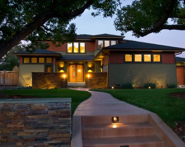 Modern House Modern Traditional Styled Homes Pinterest