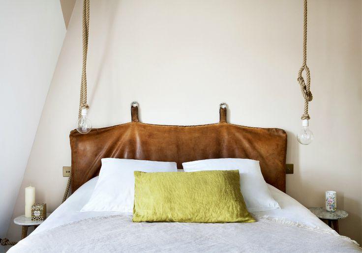 49 mejores imágenes de Cabecero de cama en Pinterest | Dormitorios ...