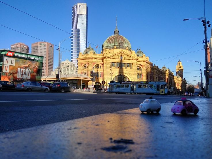 "Before Federation Square took the honours, Flinders Street station was Melbourne's favourite meeting place, hence the catchphrase ""meet m..."