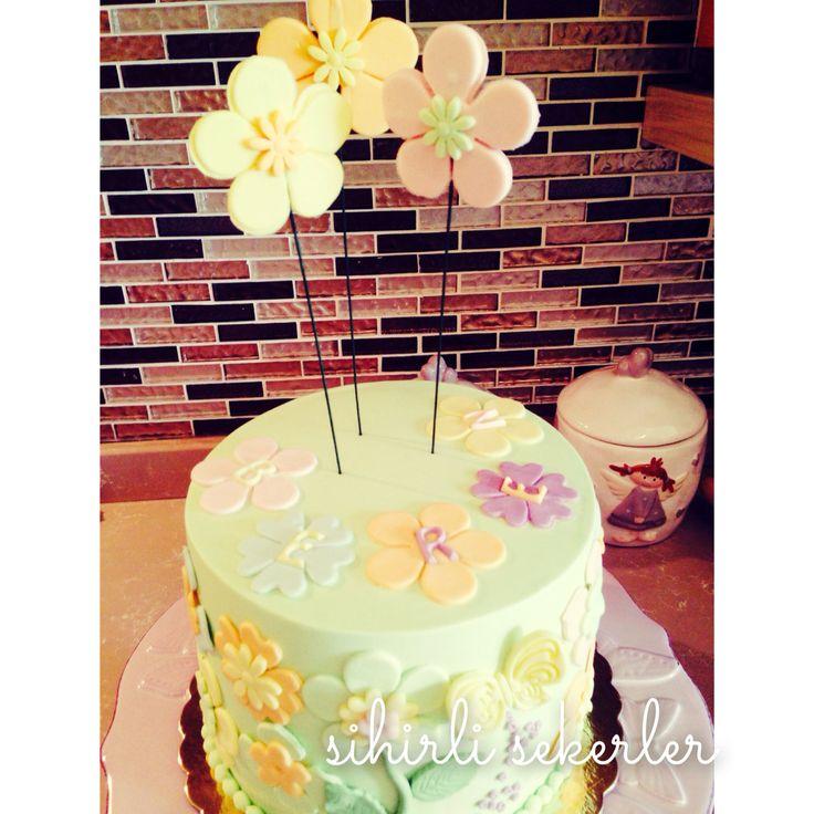 #happybirthday #fondantcakes  #sugarart #iyikidoğdun #butikpasta