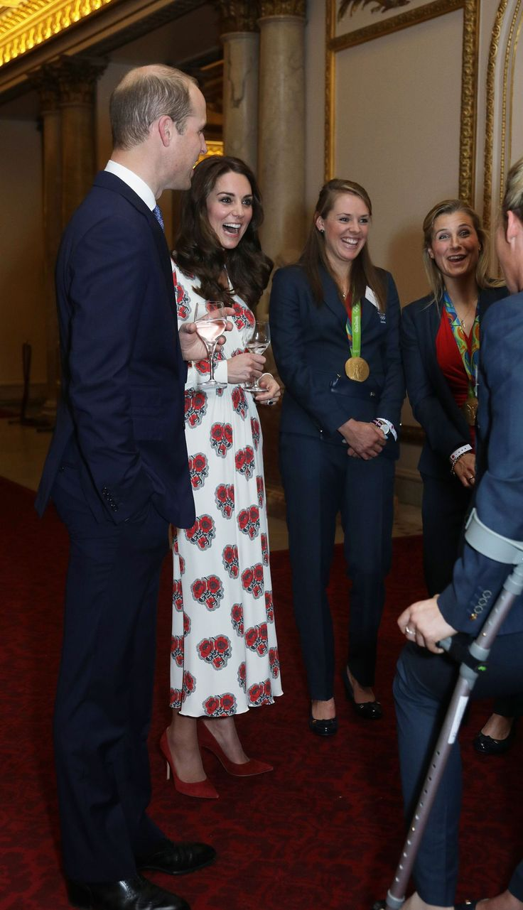 Olympics and Paralympics Team GB victory reception, London – October 18 2016