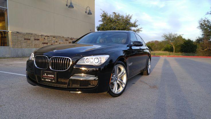 Wife's new car-2013 750I #BMW #cars #M3 #car #M4 #auto