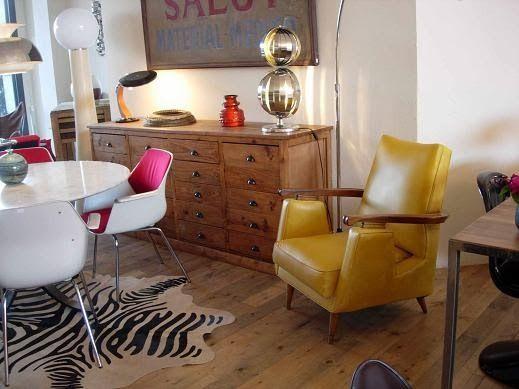 17 mejores ideas sobre sala de estar vintage en pinterest - Decoracion interiores vintage ...