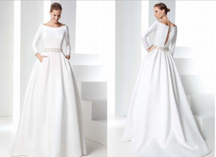Наряд для второго брака: свадебное платье недели по версии Ivetta