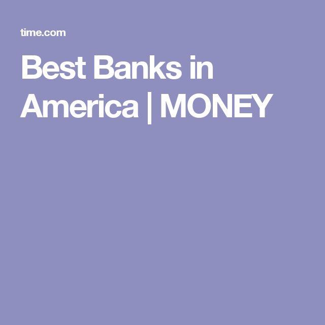 Best Banks in America | MONEY