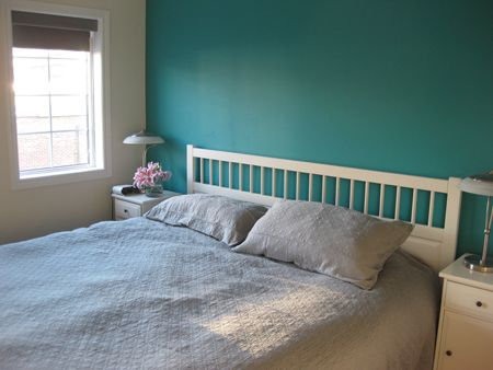 After: Bedroom Accent Wall