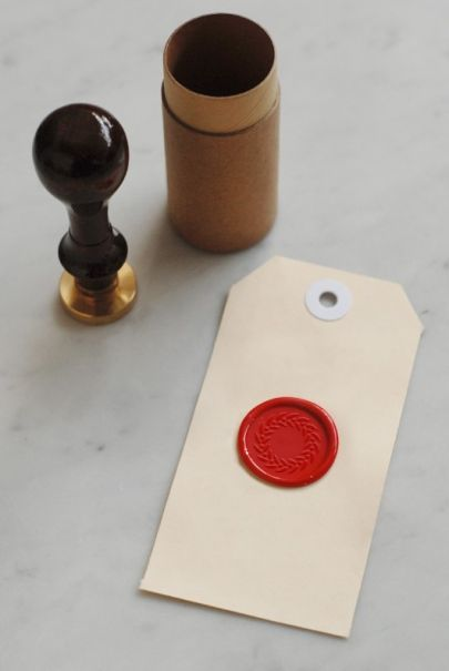 J. Herbin - Wax Seal Set - Round Available from NoteMaker.com.au