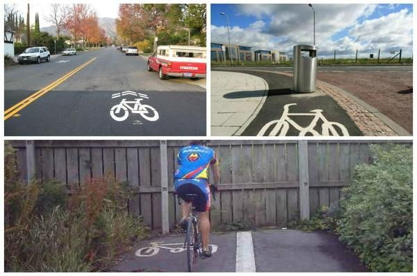 Are These The Worst Cycle Lanes Ever Built? Some Of These Are Ridiculous...