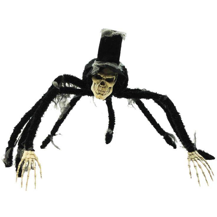 Halloween Skeleton Spider Halloween Decor