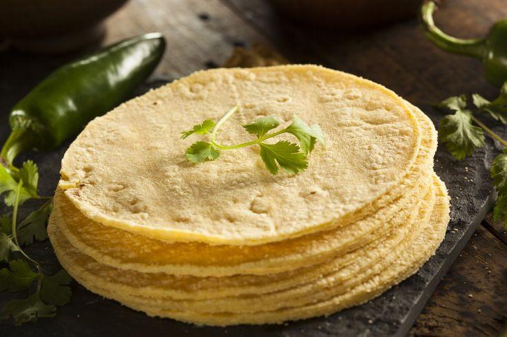 Тортилья кукурузная: рецепт испанской лепешки   Все буде смачно