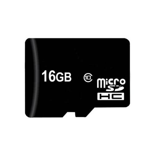 Memory card microSDHC 16GB Class 10