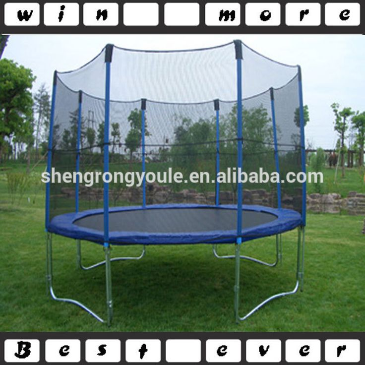 4 legs 12ft cheap trampolines for sale