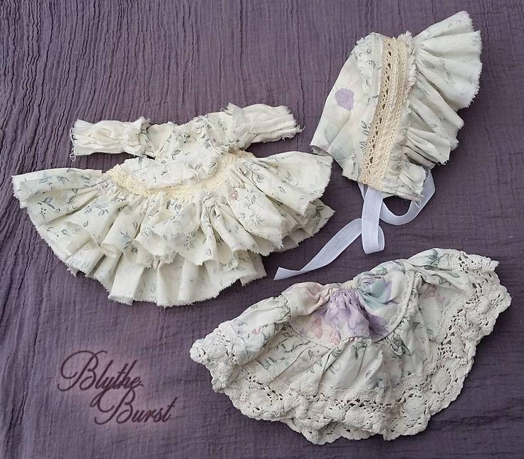https://flic.kr/p/ReoZmT | Flower-dress-outfit-Blythe-burst | #ooakCustomBlythe #Blythe #Doll #Custom #Ooak #Bjd #Blytheburst #blythedoll #BlytheCustom #CustomBlythe #neoblythe #blythedolls #kawaii #cute #japan #collectibles #OoakBlythe #BlytheOoak
