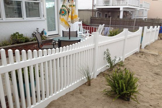 Best images about front yard picket fences on pinterest