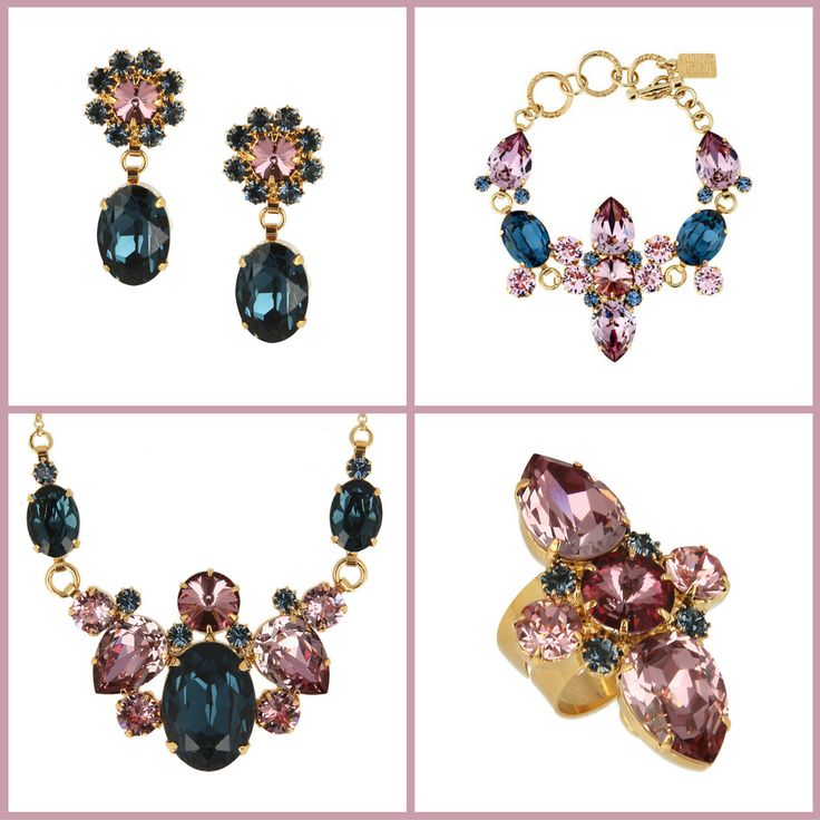 The #BestOfOtazu 2016; The Montana collection became an instant sellout & our most wait-listed. (Back in stock!).   #otazu #swarovksi #newcollection #newin #sparkle #pinkandblue #maximalism #maximalist #sellout #waitlist #vsco #fblogger #styleblogger #instagrammer