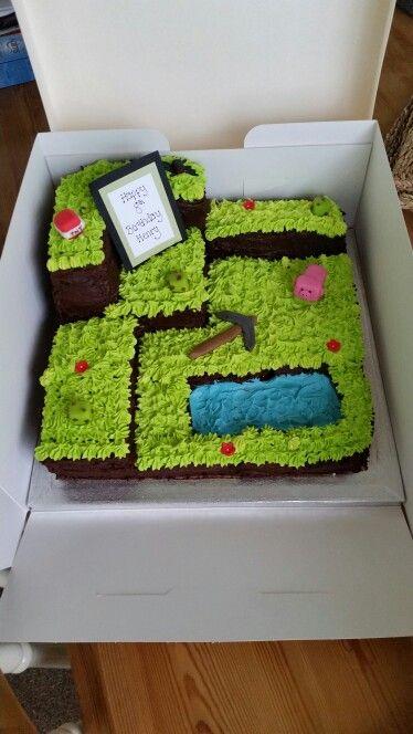 Minecraft, 8th birthday