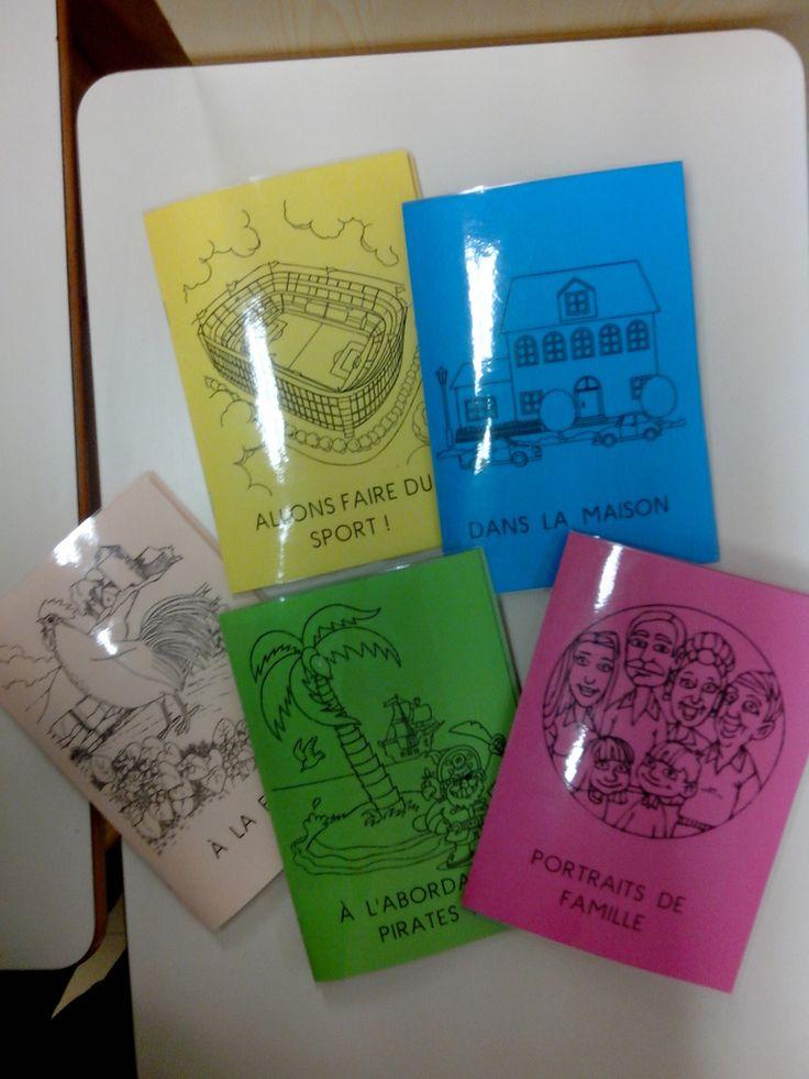 Fichier de lecture thématique pour moyenne et grande section de maternelle : les 5 livrets