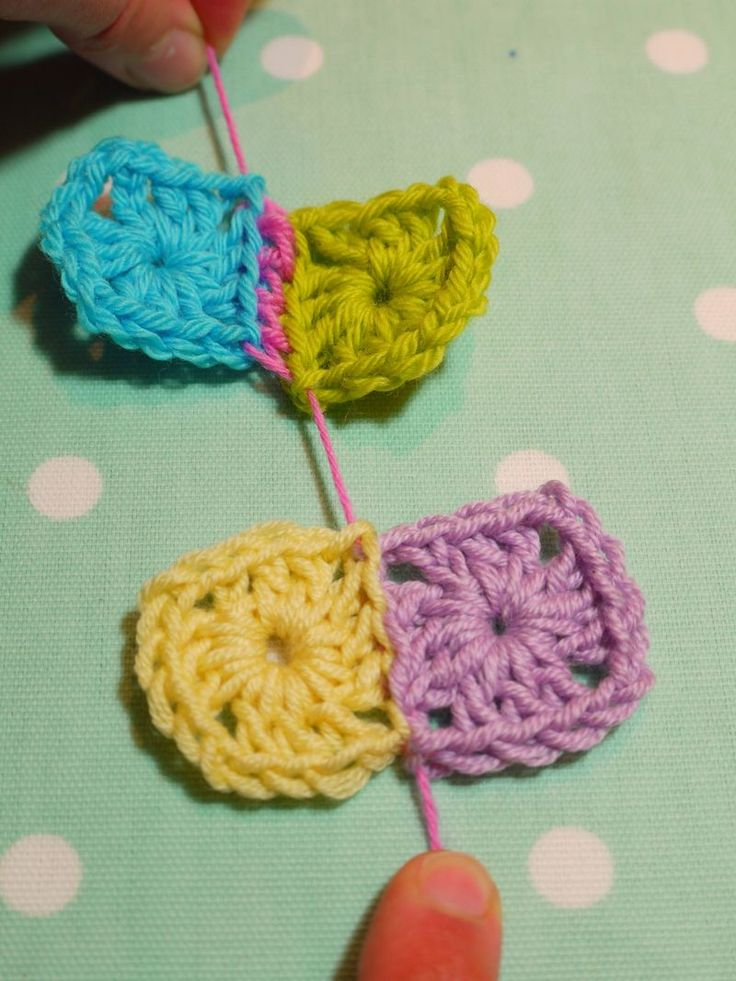 Crochet Invisible Stitch : ... :: Invisible joining stitch for crochet or knitting #crochet #join
