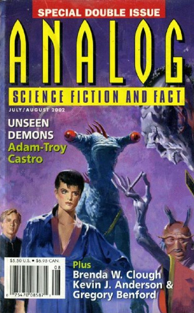 Sept 2015 | Science fiction magazines, Pulp science
