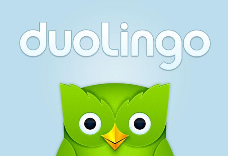 Duolingo é um site web de ensino de idiomas gratuito que utiliza uma plataforma crowdsourcing de tradução de textos. O serviço funciona de maneira que os usuários progridam nas lições ao mesmo temp…