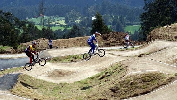 Jogos Panamericanos dão início à temporada 2014 do BMX
