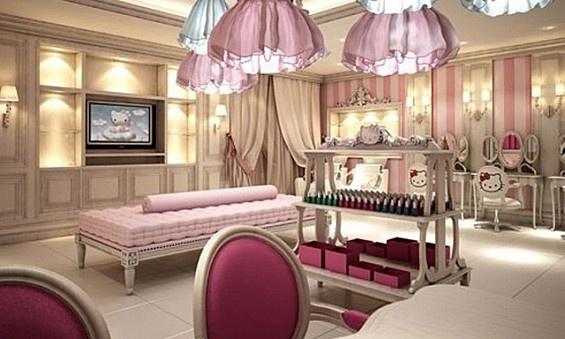 Worldu0027s First Hello Kitty Spa Opens In Dubai