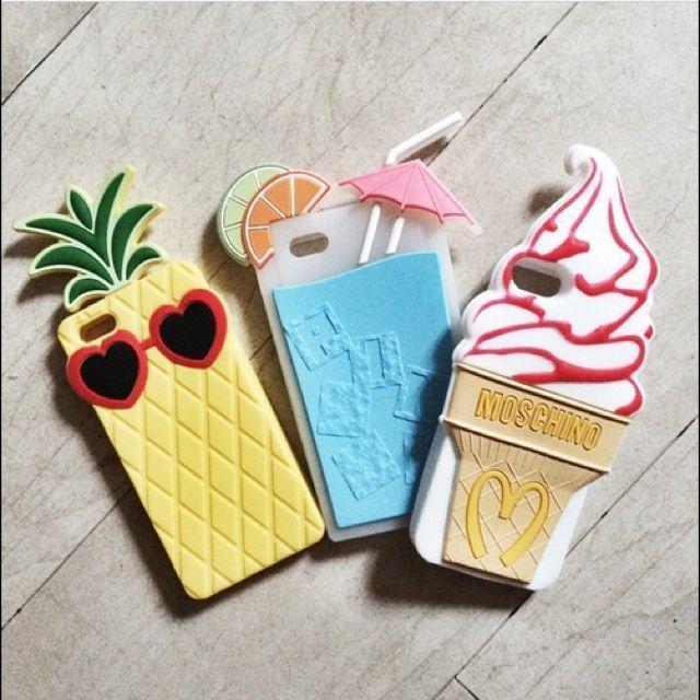 Summer iPhone cases <3