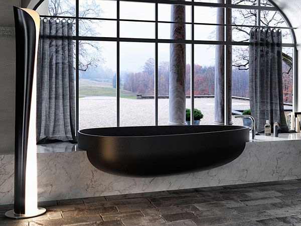 Unique Bathtub  Possible To Get Old Standing Tub An Do The Same?  If