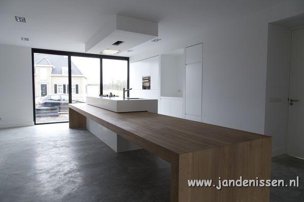Keuken in Chaam | Keuken en interieurs op maakt gemaakt >>> Jan Denissen timmerwerken & keukens VOF. 0161 455773