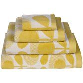 Buy Orla Kiely Speckled Flower Towels from our Towels range at John Lewis. Free Delivery on orders over £50.
