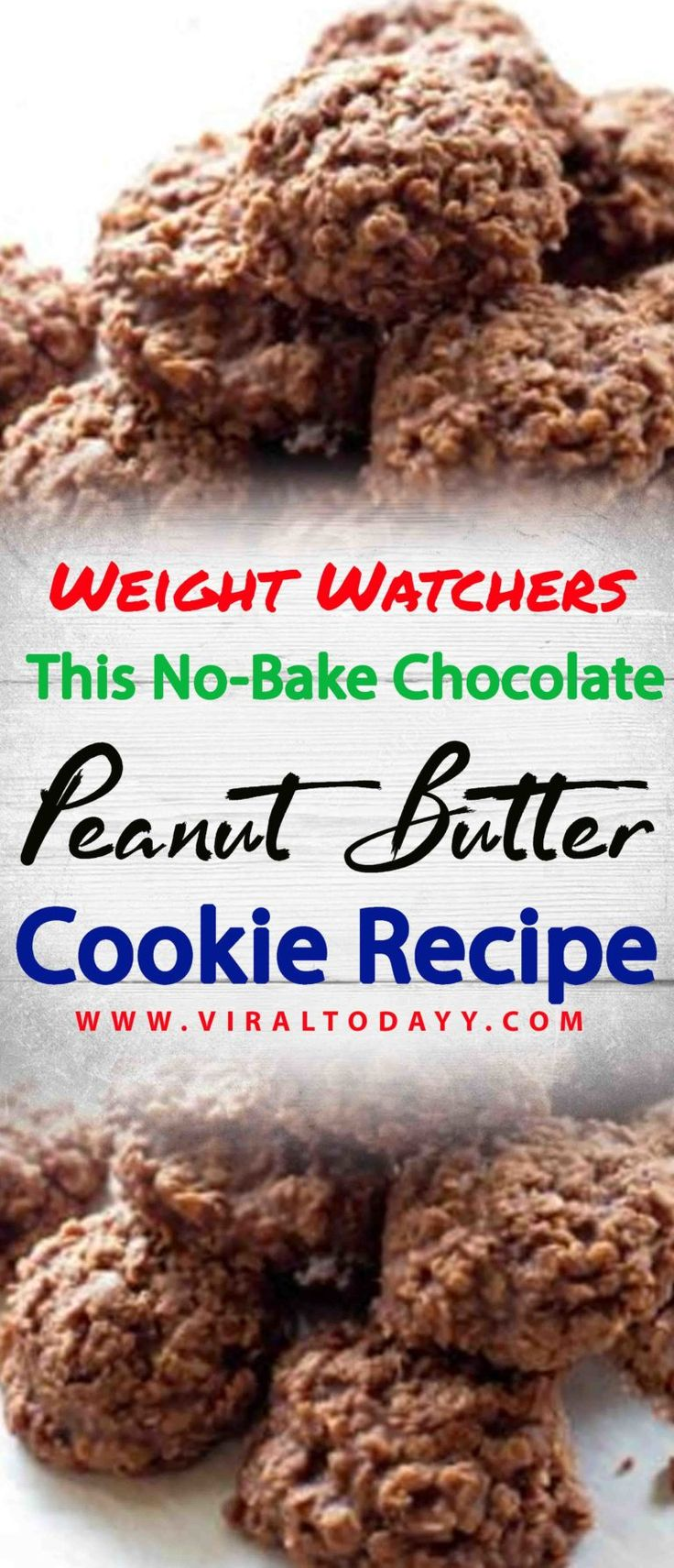 This No-Bake Chocolate Peanut Butter Cookie Recipe…