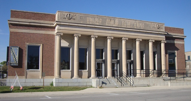 Old Post Office 51301 (Spencer, Iowa) by courthouselover, via Flickr