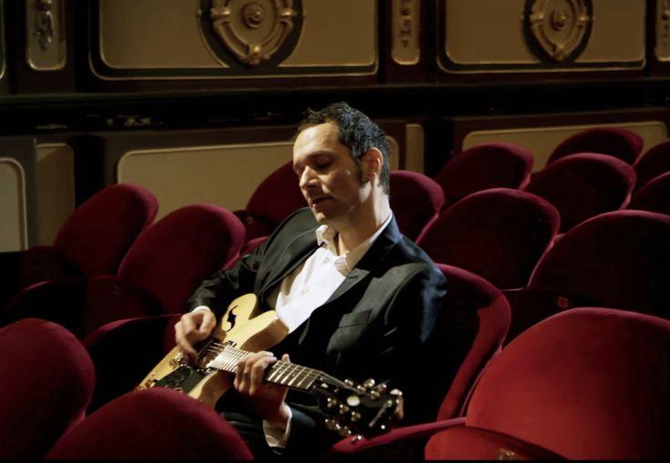 "Boosta wearing Carlo Pignatelli in his videoclip ""Tutto bene"". #carlopignatelli"