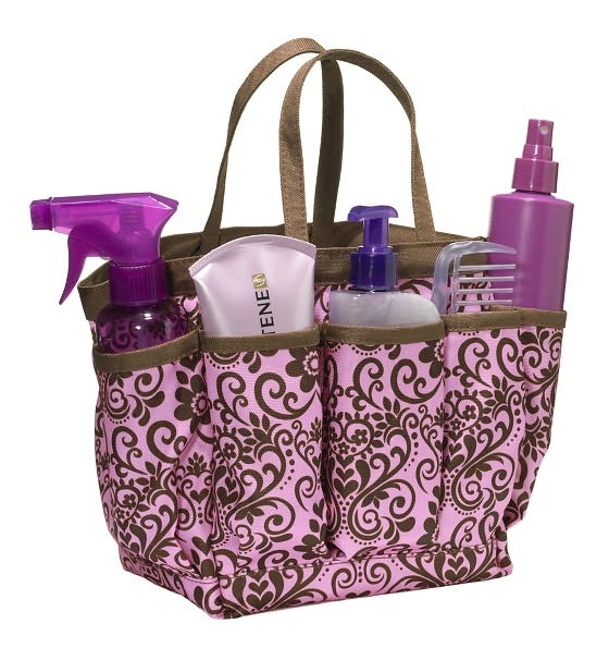 Scapbooking tote would be great for college students or weekend travels