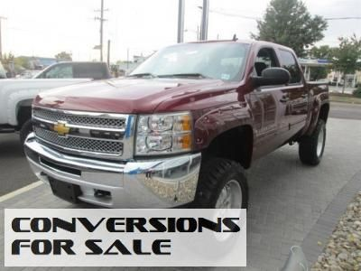 Used 2013 Chevy Silverado 1500 LT Rough Country Lifted Truck
