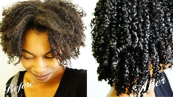 Three ways to maintain your wet hair curl pattern
