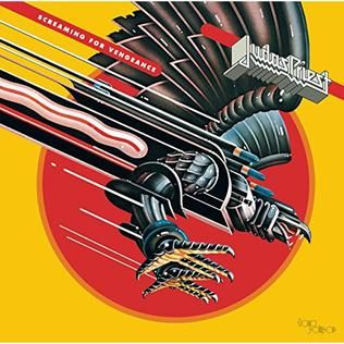 "Judas Priest Screaming for Vengeance 35 years ago This week marks the 35th Anniversary of the release of ""Screaming for Vengeance"" by metal gods Judas Priest. What a landmark album this…"