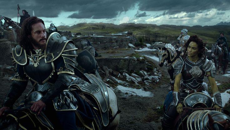 Warcraft: O Primeiro Encontro de Dois Mundos!