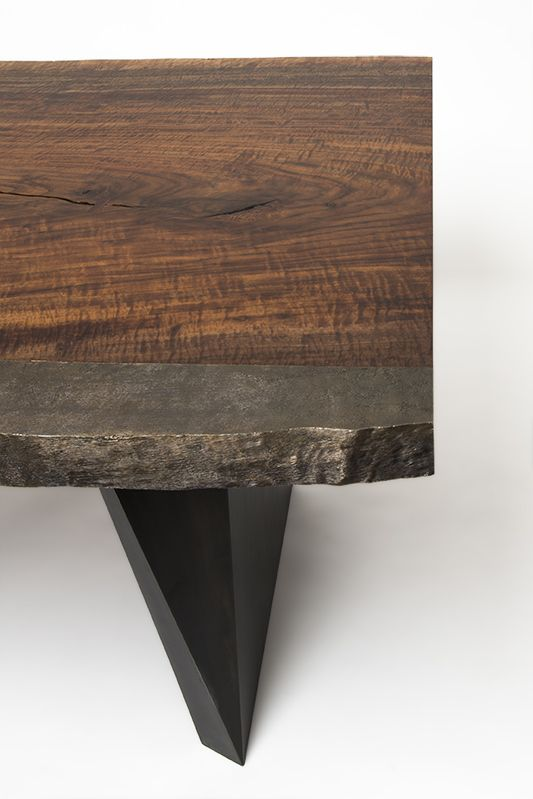 Cast Bronze Edge Table   No.1