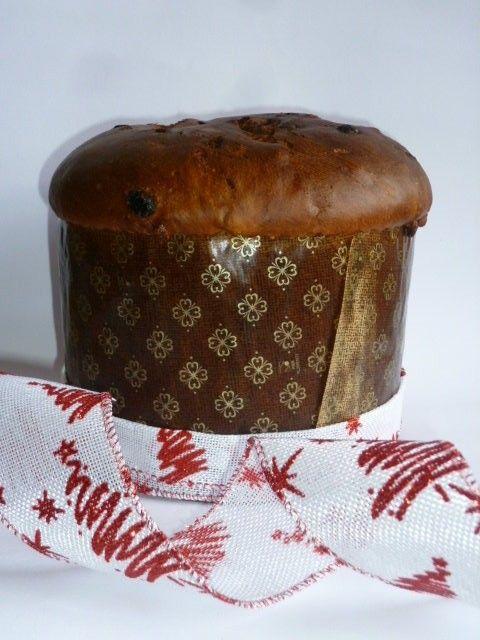 il panettone al cioccolato bianco e mirtilli, è il panettone che mi sono concessa quest' anno a natale, fatto con lievito madre. una delizia per il palato