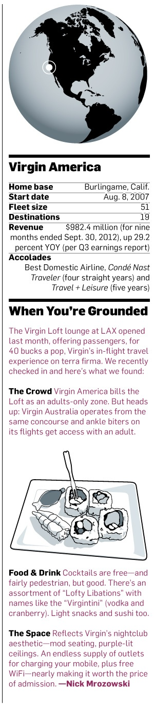 Where's the Party? At 30,000 Feet | Adweek