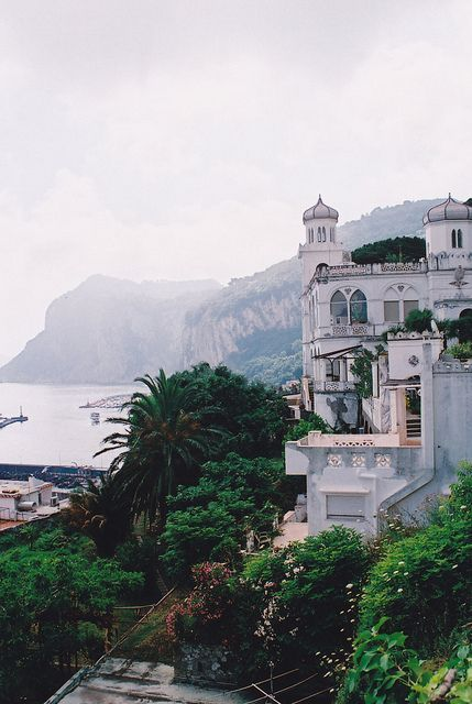 Capri, | http://churchrosie.blogspot.com
